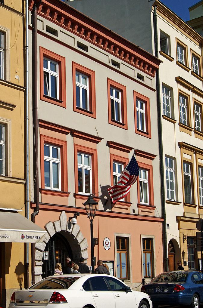 Konsulat Generalny USA w Krakowie