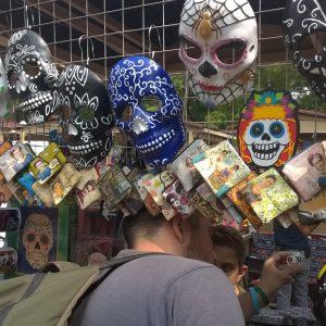 Dekoracje Dia de Muertos