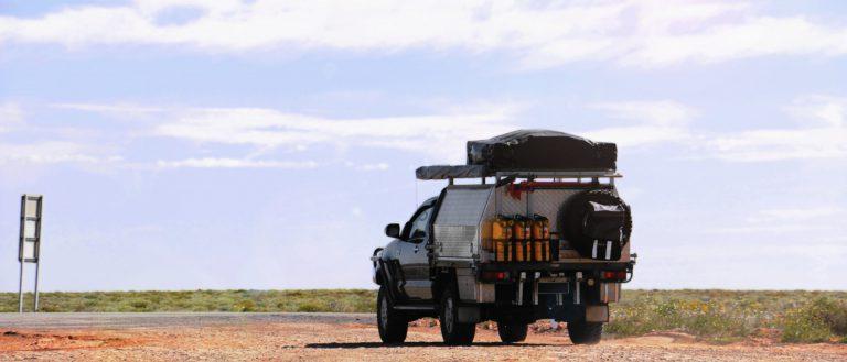 Australia prze Outback
