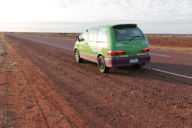 capmervan, Outback