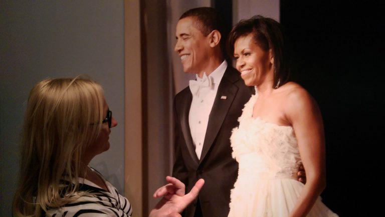 """""""Spotkanie"""" z parą prezydencką, Waszyngton"""