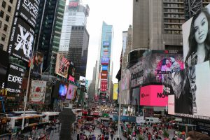USA najważniejsze atrakcje - Times Square - Nowy Jork