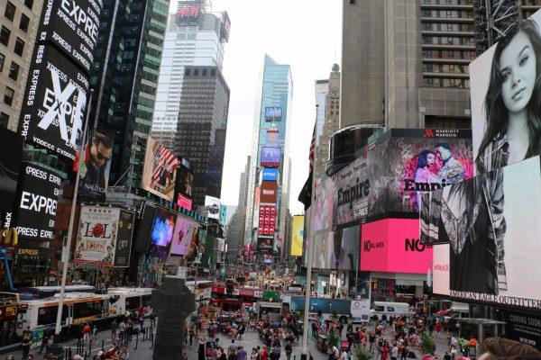 Times Square - atrakcja w Nowym Jorku
