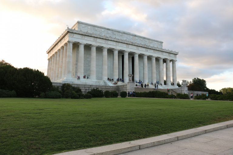 Mauzoleum Lincolna, Waszyngton