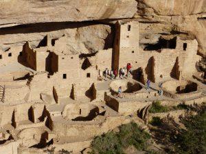 Mesa Verde - zabudowania Indian Pueblo, USA - co zobaczyć w USA? przewodnik internetowy