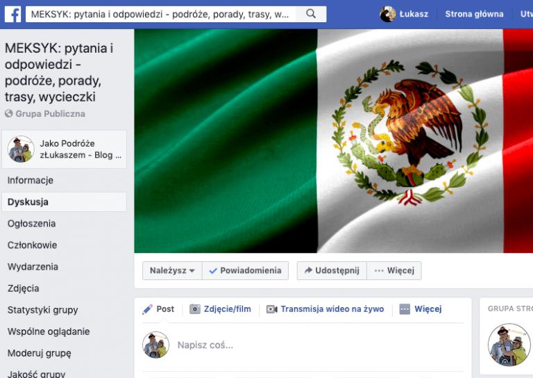 Grupa Facebook MEKSYK pytania i odpowiedzi zLukaszem