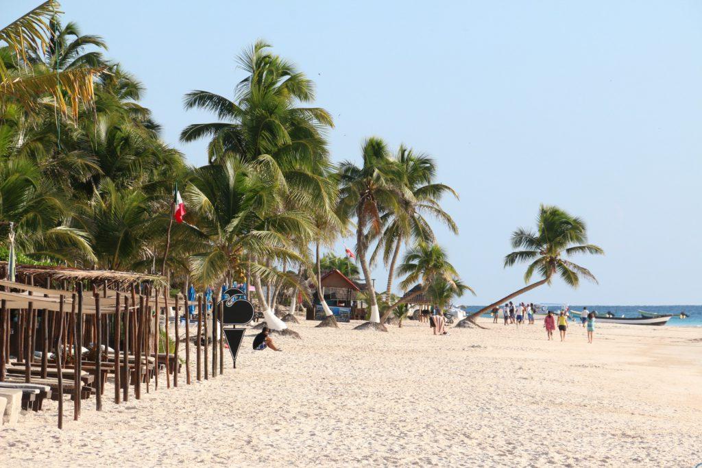 Co zobaczyć w Meksyku? - plaże na Jukatanie