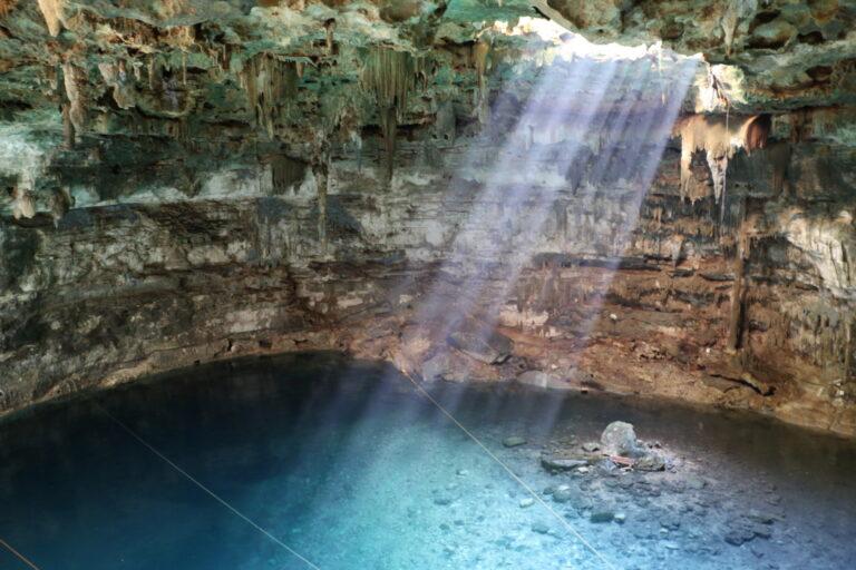 Cenotes - największe atrakcje Jukatanu