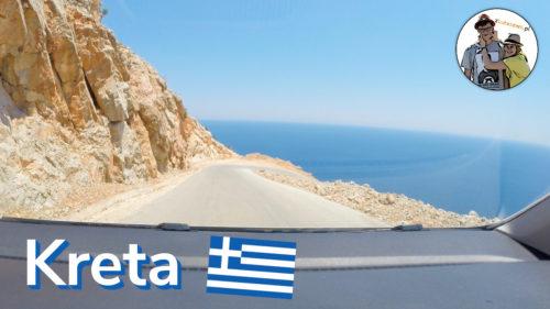 Kreta samochodem: przejazd po Zachodniej Krecie