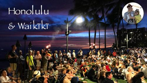 Hawaje - atrakcje Honolulu i zwiedzanie Waikiki