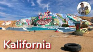 Pustynne atrakcje Kalifornii