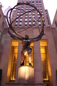 Rockefeller Center - co warto zobaczyć w Nowym Jorku?