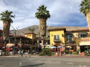 Palm Springs: znana atrakcja pustynnego obszaru Kalifornii