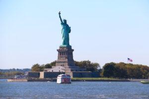 Statua Wolności - największe atrakcje Nowego Jorku
