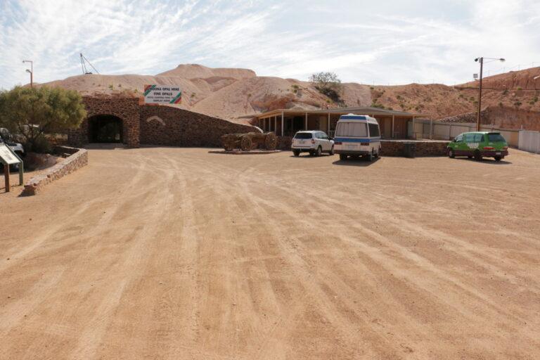 Coober Pedy atrakcja Outbacku