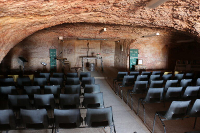 Kościół w Coober Pedy