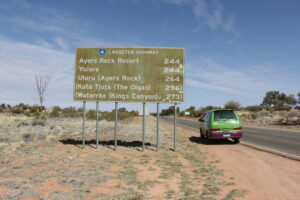 Outback Australia atrakcje