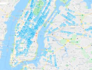 Darmowy internet Wi-Fi w Nowym Jorku - LinkNYC