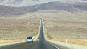 Parki narodowe USA: droga przez DolinęŚmierci
