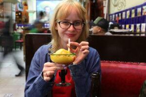 Drink z tequilą, plac Garibaldi, Meksyk, tequila