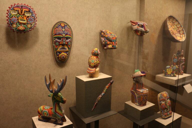 Meksyk, Muzeum Antropologicznym
