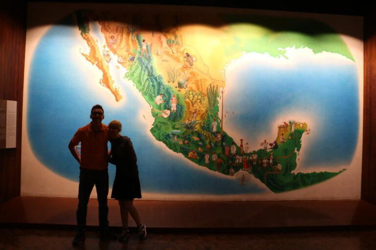Meksyk, Muzeum Antropologii