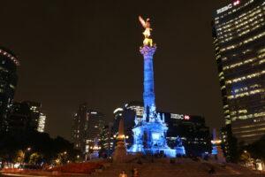 Anioł Niepodległości Mexico City