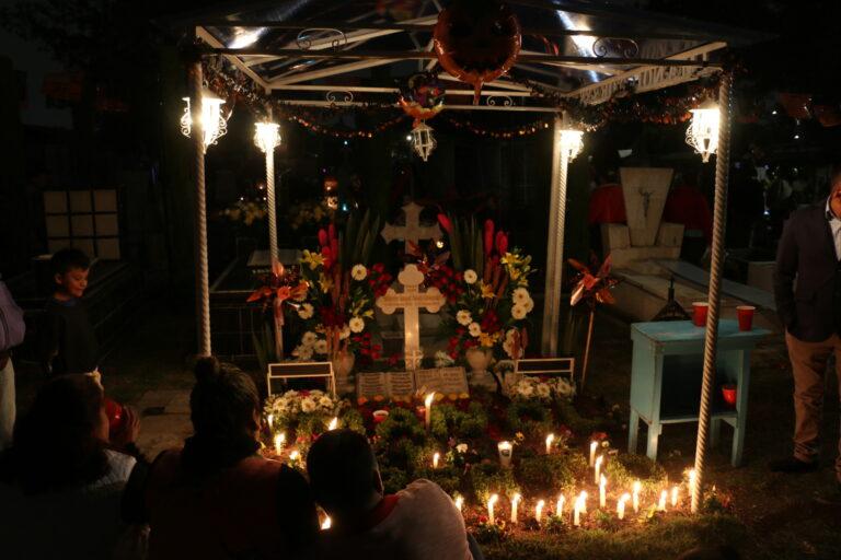 Gród Dia de Muertos