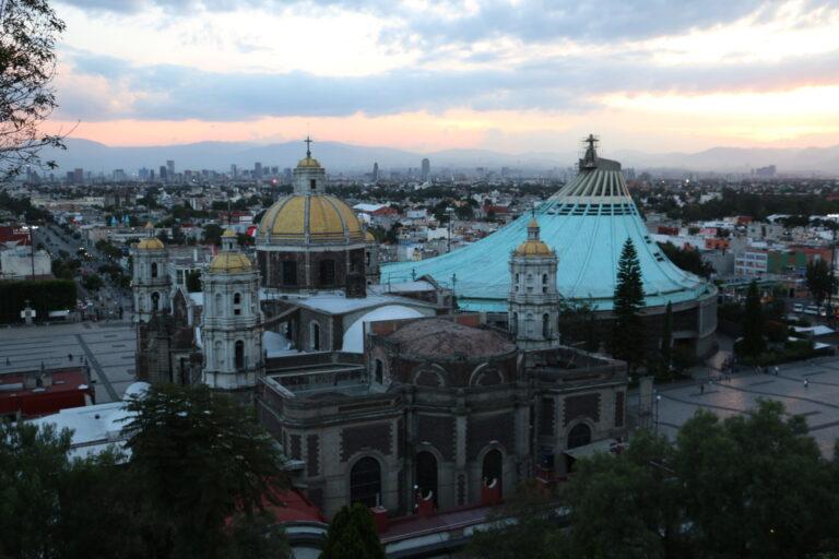 sanktuarium Guadalupe, Meksyk