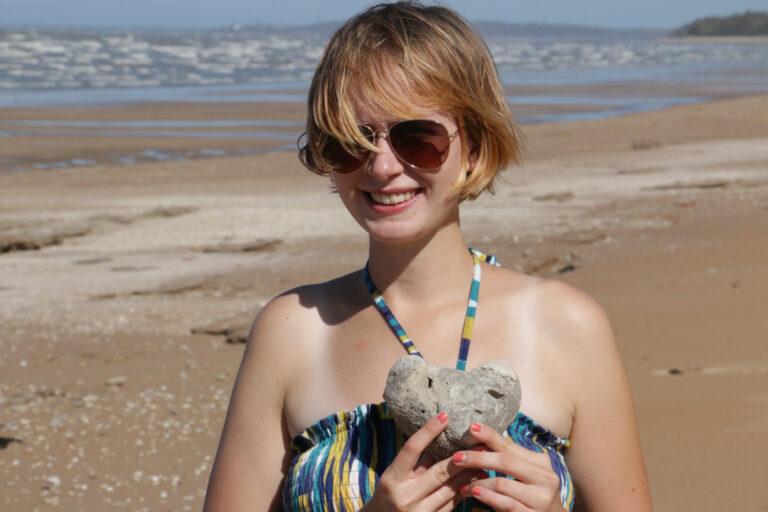 Australia wybrzeże Balgal Beach koło Townsville