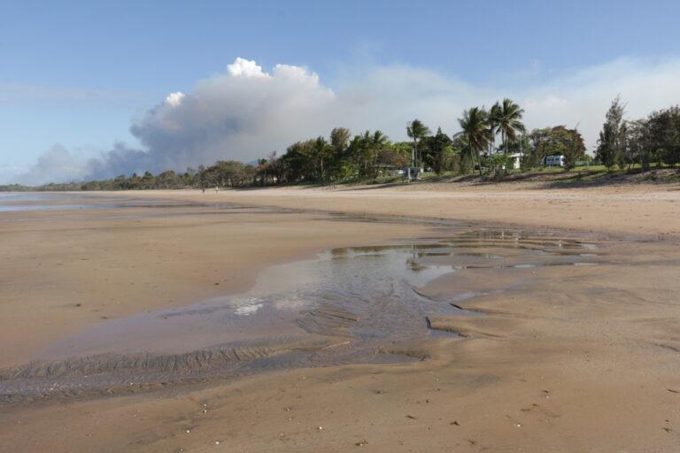 Plaża Balgal, obok Townsvile - co warto zobaczyć?