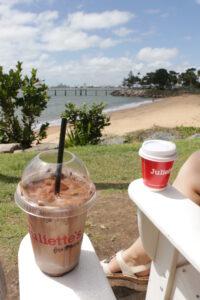 Townsville co warto zjeść - kawiarnia