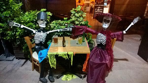 Święto Dia de Muertos w Meksyku - obchody
