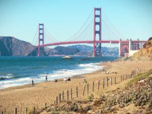 San Francisco - Golden Gate - stock adobe