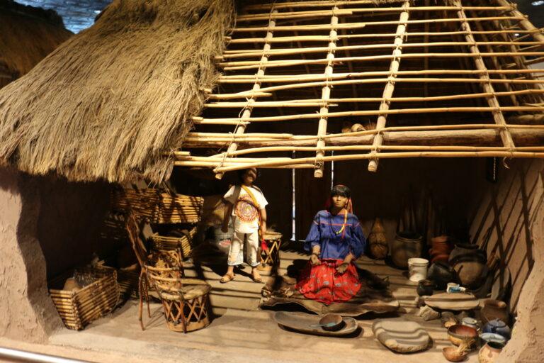 Sztuczna wioska w Muzeum Antropologicznym - atrakcje Mexico City, co zobaczyć?
