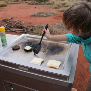 Mięso z kangura w Australii - zLukaszem