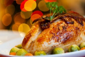 Indyk -najważniejsza potrawa podczas Thanksgiving