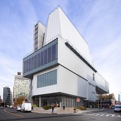 Whitney Museum of American Art - muzeum sztuki amerykańskiej