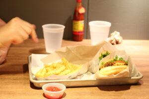Burgery w SHAKE SHACK