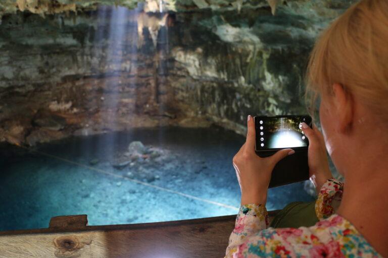 Podziemne cenote - atrakcja Jukatanu