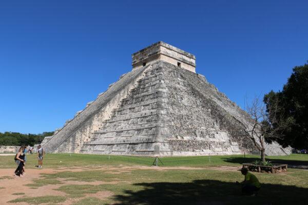 Chichén Itzá - największa atrakcja Meksyku