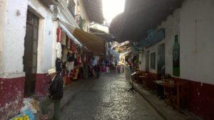 ubogie miasta w Meksyku