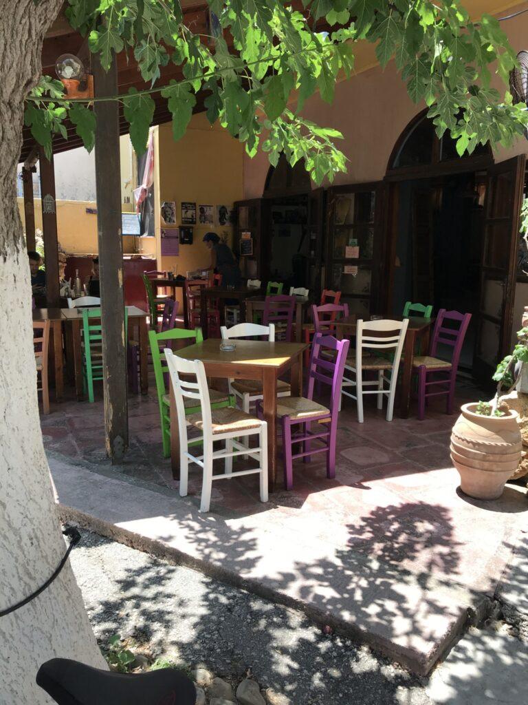 Perperas - najlepsza grecka restauracja w Chanii