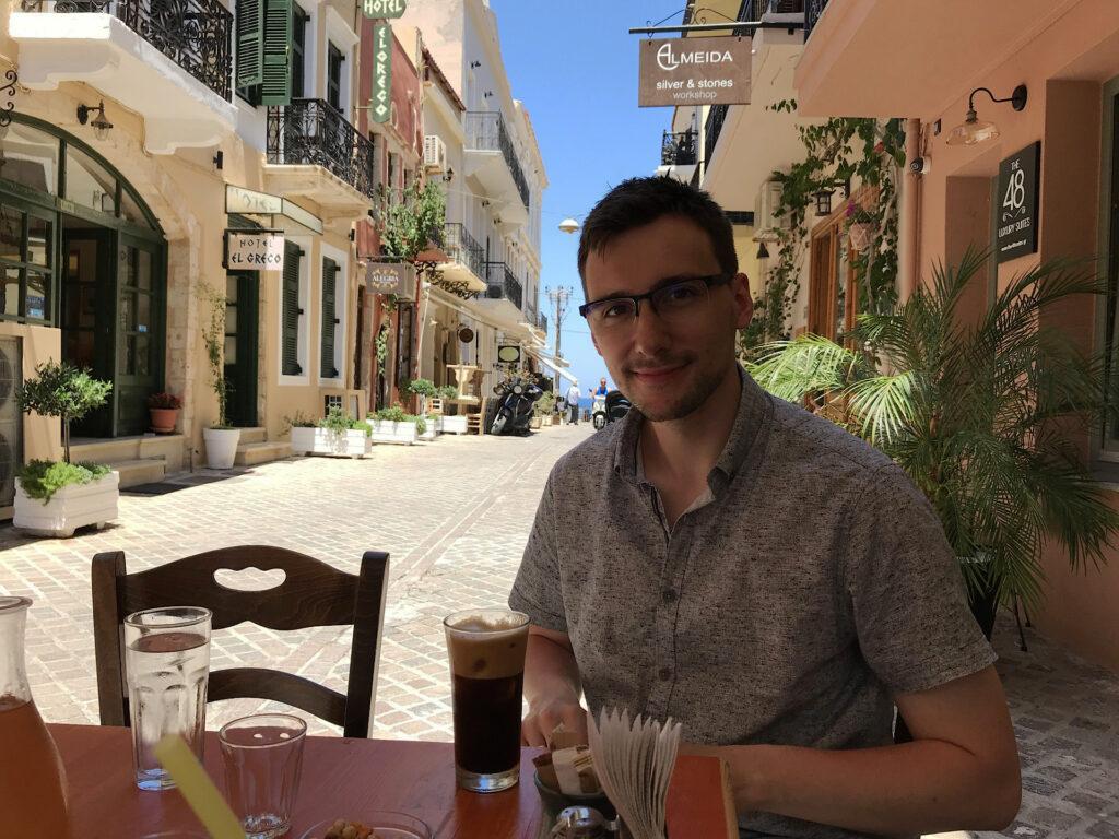 Kormoranos Bakery Cafe - Chania, Kreta
