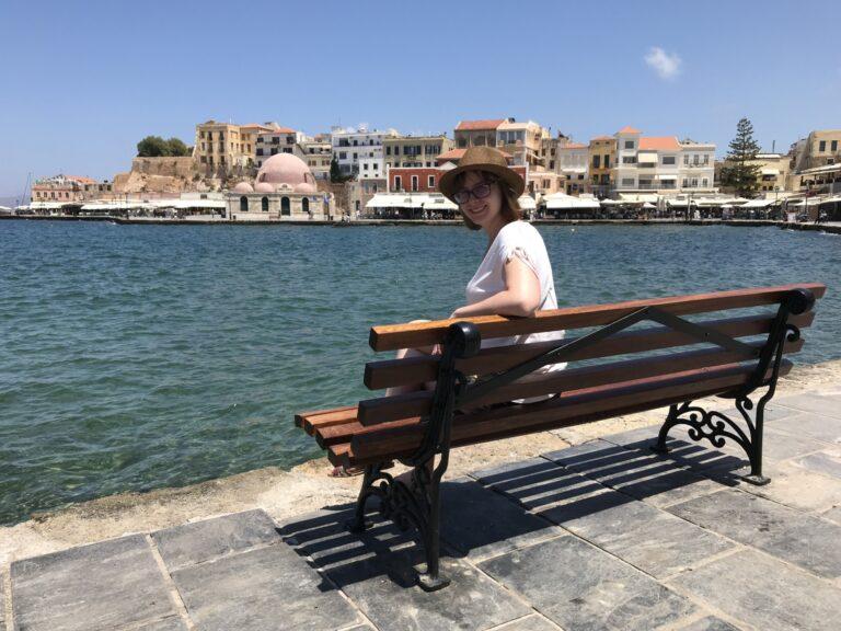 Port wenecki - Chania, Kreta