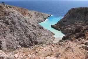Kreta - największe atrakcje - Seitan Limania
