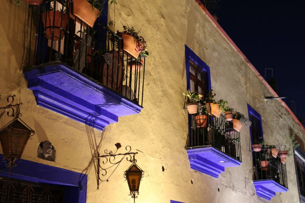 Kolorowe budynki w centrum - największe atrakcje Puebla