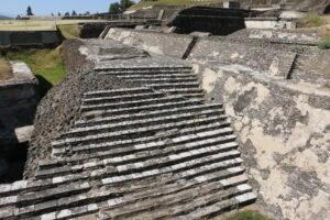 Cholula fundamenty piramidy