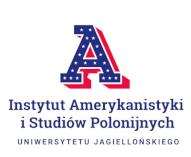 UJ amerykanistyka IAiSP zLukaszem współpraca Łukasz Misza