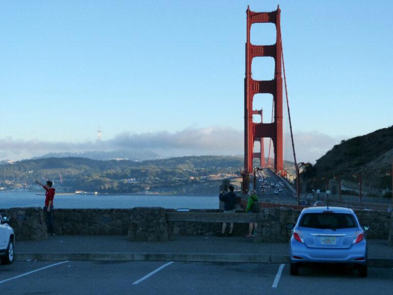 Golden Gate, San Francisco - największa atrakcja